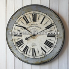 Antique Wood Classic Wall Clock for Home Decor