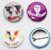 Various design for party,holiday,business pocket badge