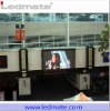 LEDMATE P10 transparent display led