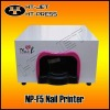 Digital nail printing machine