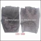 Suede Goat Skin Wheelchair Glove