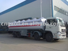 8x4 Fuel tanker truck, horsepower in 315ps