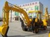 SW45C 0.4m3 wheel excavator