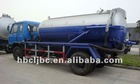 Dongfeng 145 vacuum sewage suction truck
