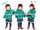 Korean green color candy color girls Cloak