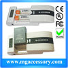 LCD Universal Li-ion Batteries Charger can compatible for most 3.6V & 7.2V Li-ion batteries and AA/ AAA batteries.
