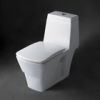 one piece toilet HDC151