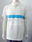 100% cotton pique Polo t shirt