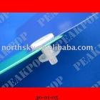 Plastic rivet fastener