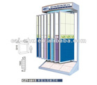 Tile Display Rack