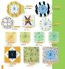Temper Glass for Clock/Timekeeper