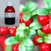 100% natural Lingonberry Concentrated Juice