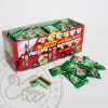 New design and very popular bubble gum with fruit jam IVY-B171 chewing gum