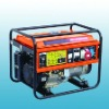 CE and EPA approved 4.5/5.0KW power generator with Electric start