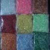 Decorative color sands