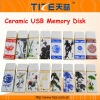 Hard disk TZ-USB301H Ceramic USB disk Ceram material