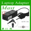 10.5V 1.9A 20w replacement laptop adapter for Sony VGN-P49J/I/ VGP-AC10V2 4.8*1.7mm power charger