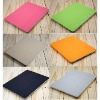 Magnetic Smart Cover for I pad2/3, Ultra slim magnetic PU Leather case