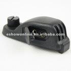 2-pin jack Radio Audio Adaptor for Motorola MOTOTRBO XPR-6300/6350/6500/6550/6550 P-8200/8208/8260/8268 DP-3