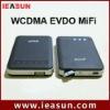 Portable WCDMA/EVDO wifi router with RJ45
