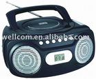 W-CD088-US CD Boombox