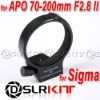 Tripod Mount Ring for SIGMA APO 70-200mm F2.8 II EX DG MACRO HSM