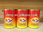 new arrival canned food best selling canned sardines
