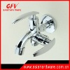 zinc 2 way water faucet