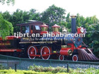 out track train for the park CE Euopean III take 180passengers
