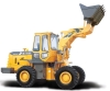small wheel loader ,hydraulic loader