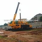 Hydraulic static Pile Driver(ZYC700B-B)