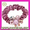 Fashion Elastic Hair Bands Crystal Hair Rings Wholesale