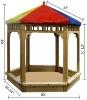 Wood Sandbox
