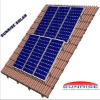 Solar pitched roof mounting bracket