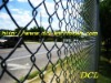 Diamond Mesh Fence/Chain Link Fence(factory)