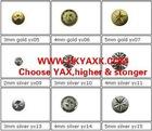 wheel nailhead color sheet and price chart