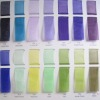 Colorful Nylon organza pull ribbon
