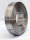 Flat aluminium wire