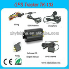 2012 Chile Top selling Online tracking gps tracker 103---car gps tracker