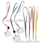 lanyard with blister packing