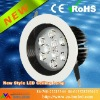 New style recessed 9W LED Ceiling light