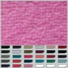 Imitation cotton 100% polyester velvet fabric
