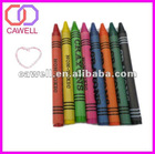 advertizing multi color crayon