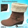 fashion woman winter boot,snow boot 2012