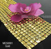 Wedding Decoration Diamond Mesh Wrap Roll Sparkle Rhinestone Crystal Looking Ribbon 12 rows
