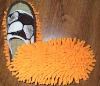 Fashoin home use new cheap orange velveteen straw slipper hot sale