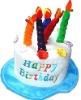 birthday hat, birthday cake hat, Carzy Hat