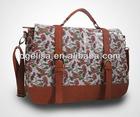 2013 Fashion Lady Coating Canvas handbag