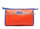 High quality beauty PU cosmetic bag organizer