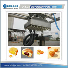 Complete Full Automatic Custard Cake production line